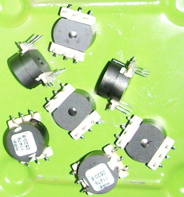 ABQ-Techzonics Inductors,Capacitors,Resistors,Pots,Coils,Transformers